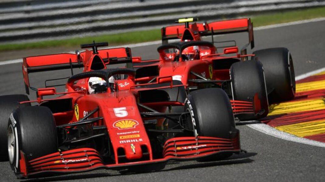 Ferrari, faltan ideas y coraje.  Hay trabajo por hacer, pero también para reflexionar