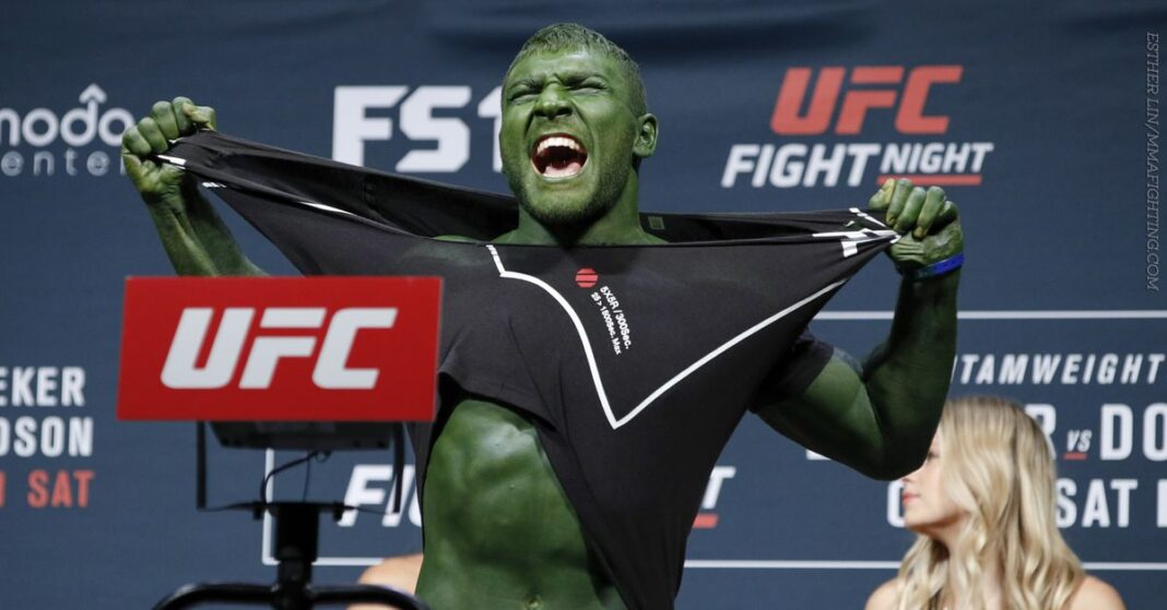 Ion Cutelaba vs.Magomed Ankalaev se separa de UFC Vegas 8 esta noche