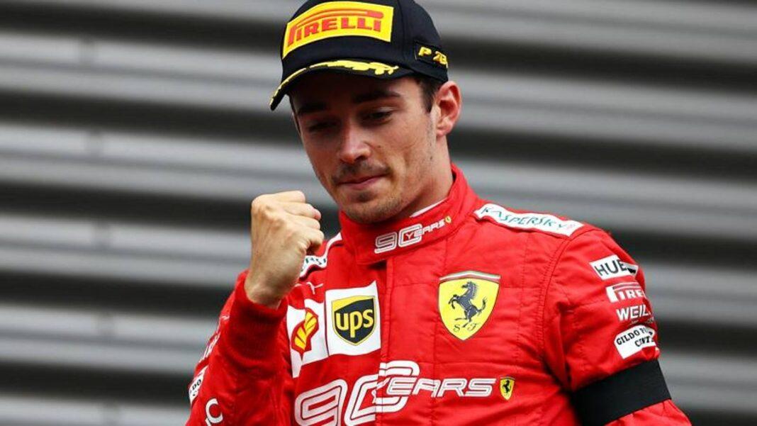 """Leclerc: """"El spa siempre será especial para mí: aquí experimenté alegrías y tristezas"""""""