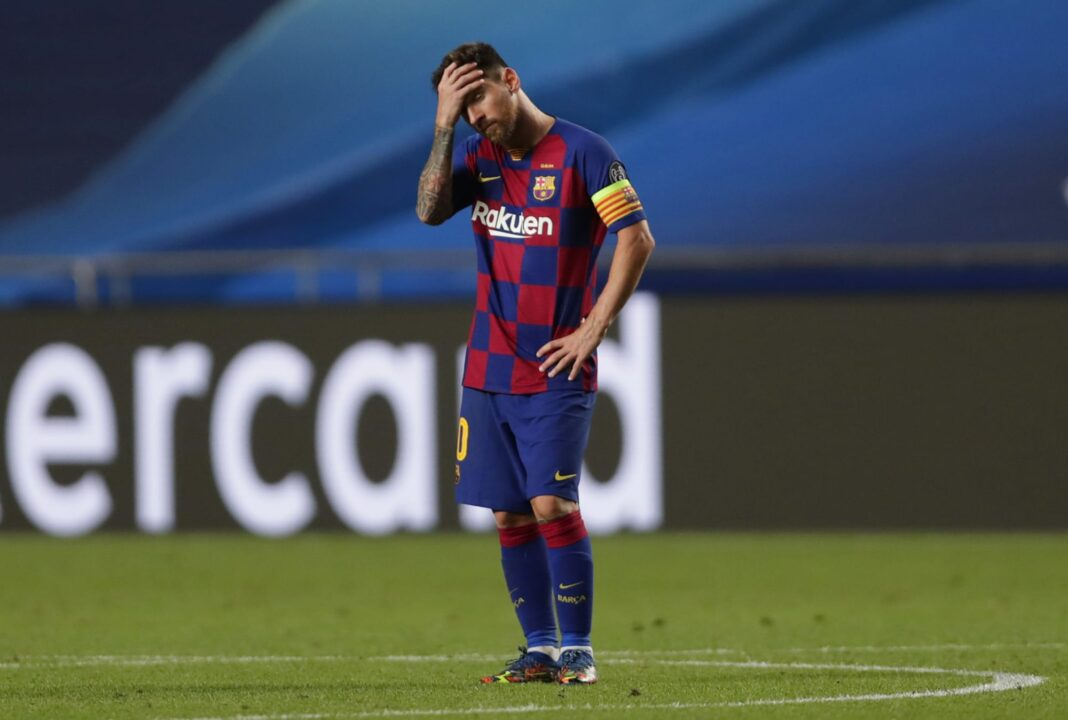 Lionel Messi le dice al Barcelona que quiere dejar el club