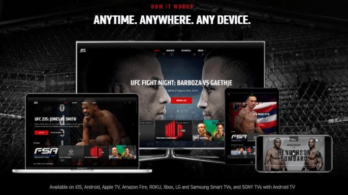 , Cómo Ver UFC (En Vivo, Online, Gratis), Noticia Sport