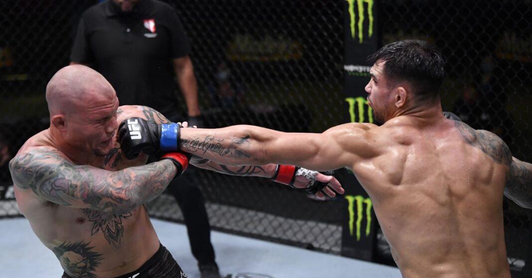UFC Vegas 8 en Tweet: reacción de los profesionales a la derrota de Aleksandar Rakic sobre Anthony Smith