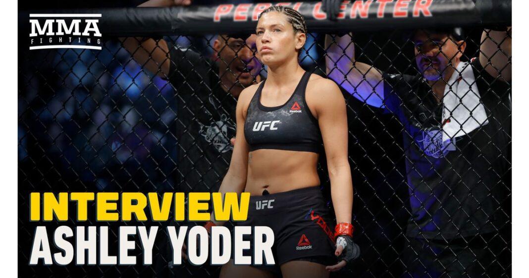 Video: Ashley Yoder se siente