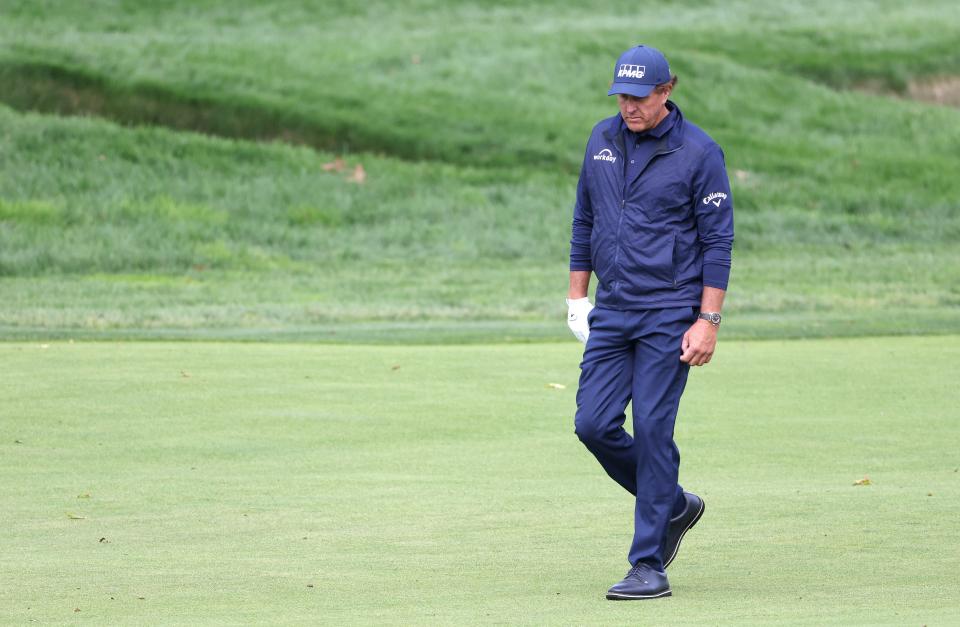 , El apostador pierde miles en una apuesta escandalosa cuando Phil Mickelson se estrella en el US Open, Noticia Sport