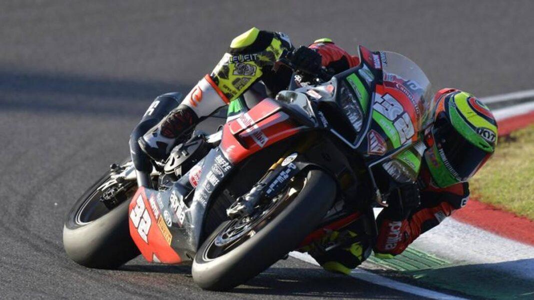 Campeonato de Italia Sbk, Savadori re en Imola: es un vuelo en la clasificación