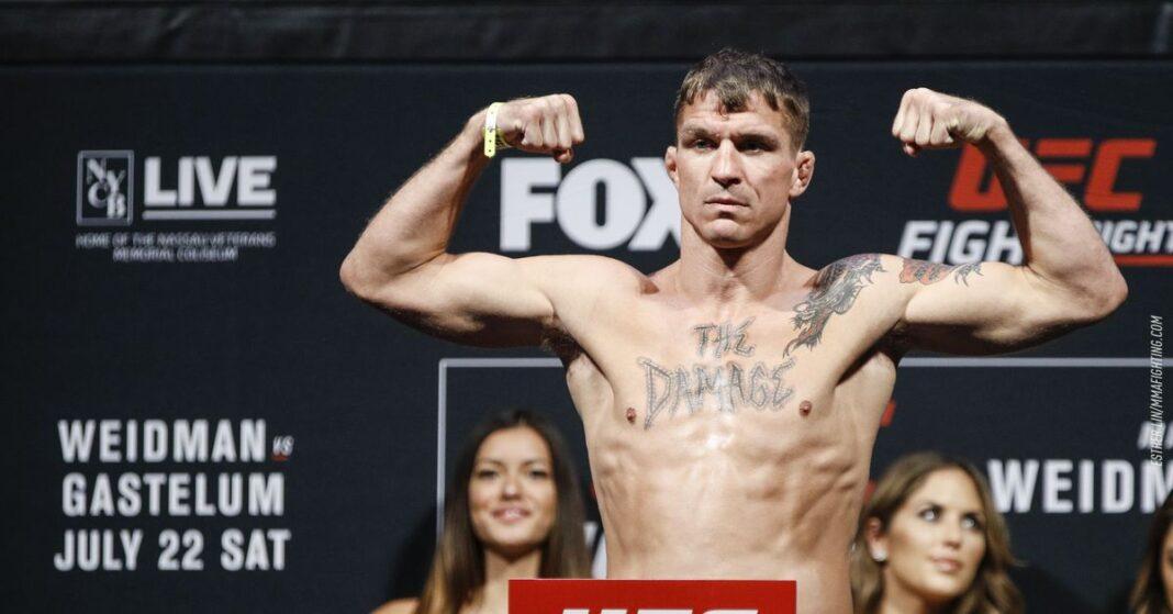 Darren Elkins vs.Eduardo Garagorri se une al juego de UFC el 7 de noviembre