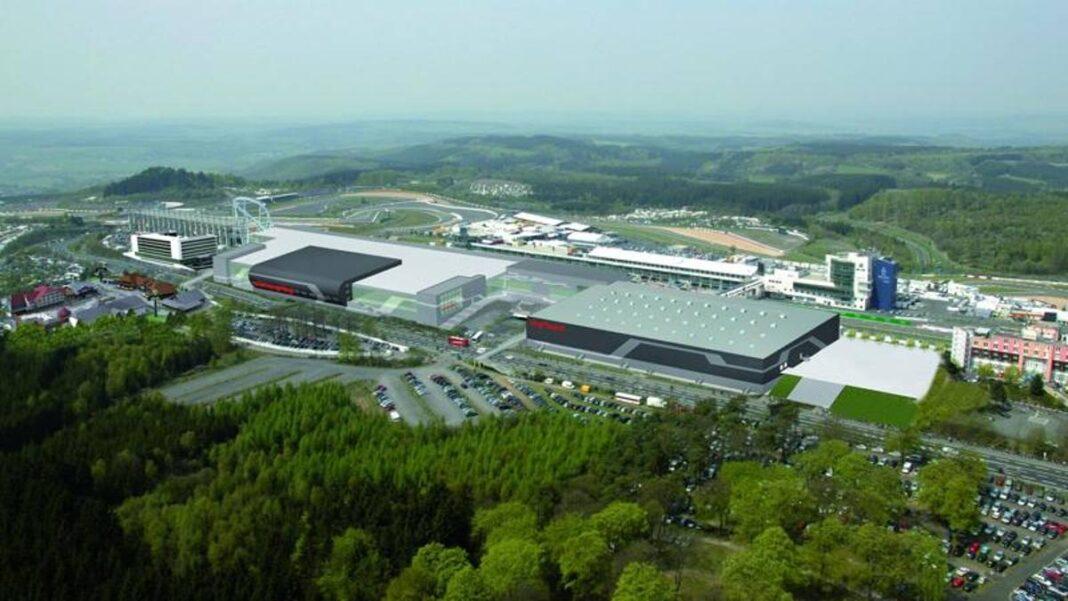F.1, 20 mil espectadores permitidos para el GP de Alemania en Nurburgring