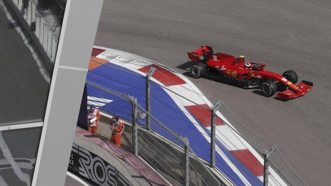 F1 GP Rusia, Bottas y Hamilton comandan los entrenamientos libres 2. Ferrari, Leclerc es octavo