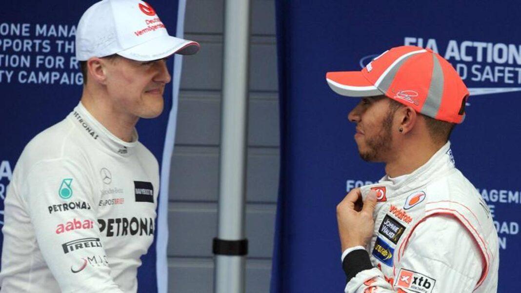 F1, GP de Rusia, Schumi jr: