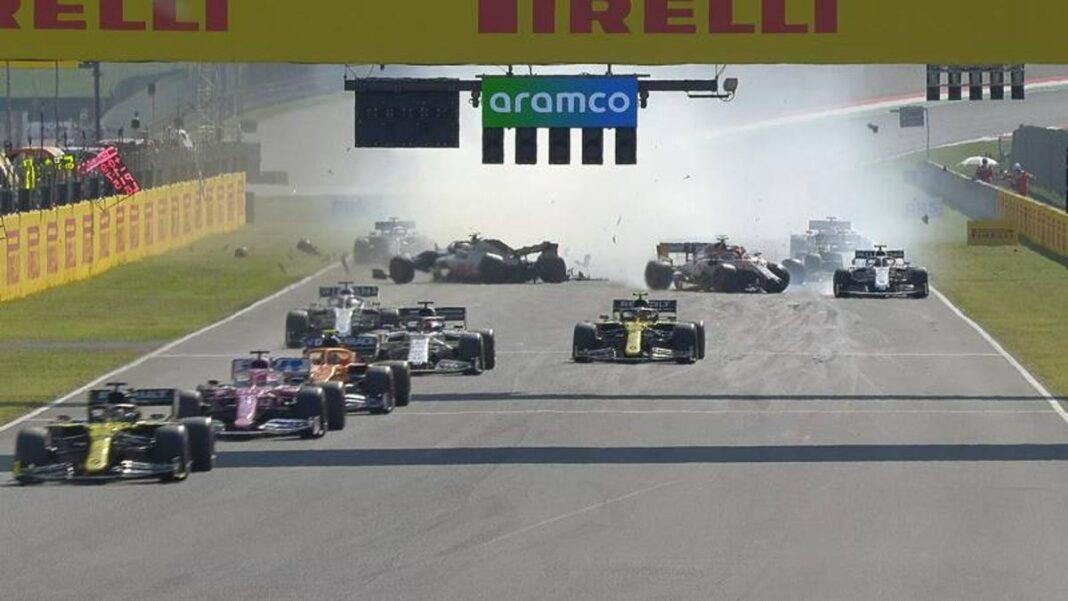 F1 GP de Toscana en Mugello, retransmisión en directo de la carrera |  Bottas en VIVO al mando