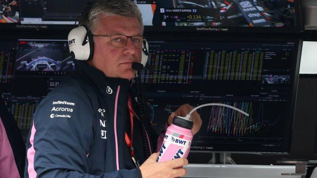 F1 Szafnauer: