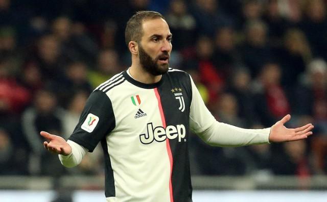 Gonzalo Higuaín dejará la Juventus por el Inter Miami