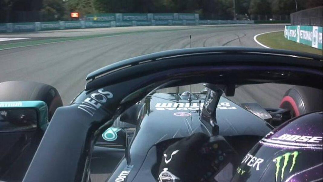 Hamilton: 'No es bueno.  Pero tengo 7 puntos y Max ninguno, es bueno para el campeonato '