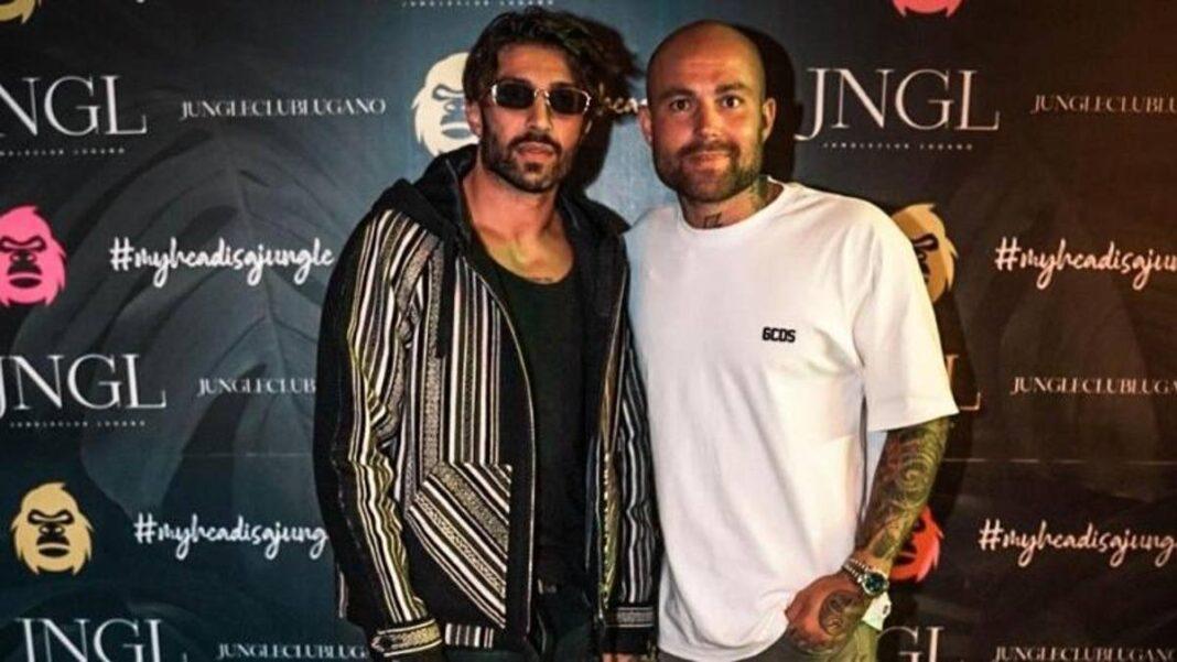 Iannone espera a Tas y se convierte en emprendedor: abre un club en Lugano con Gué Pequeno