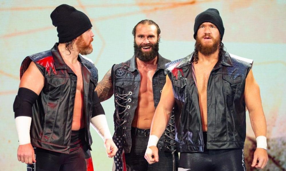 La estabilización del hijo olvidado de WWE puede completarse