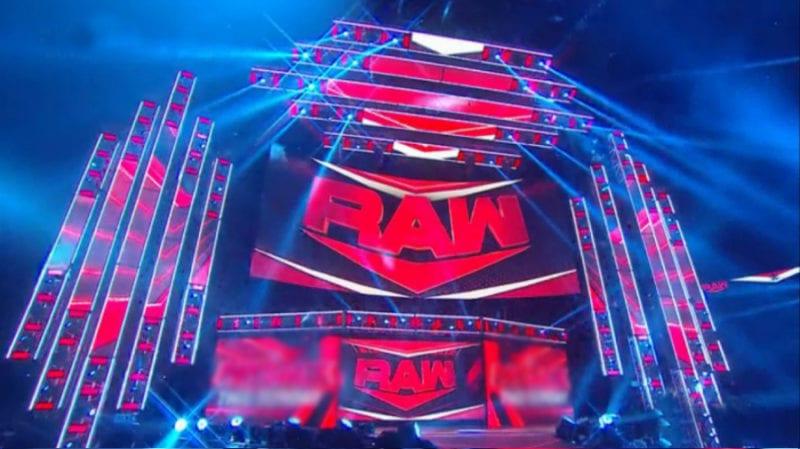 La puntuación de WWE Raw de la versión del Día del Trabajo de EE. UU. Se redujo ligeramente