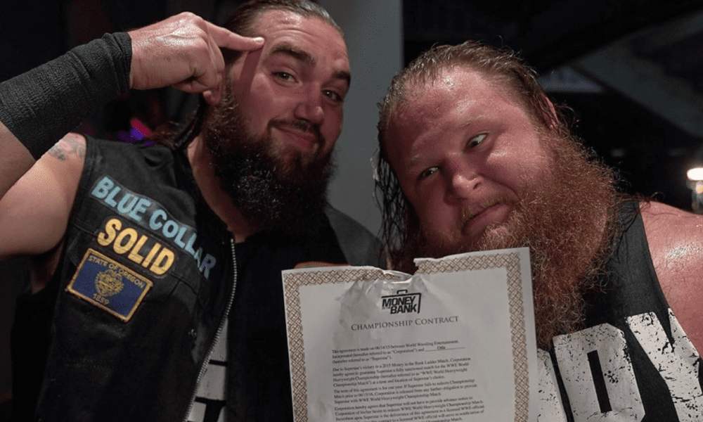 Los saboteadores potenciales de las lagunas legales pueden evitar que Otis retire efectivo en el contrato de WWE Money in The Bank