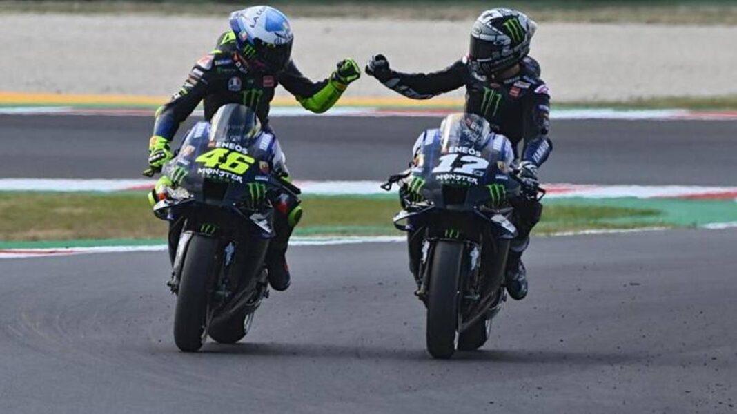 Moto GP Romagna 2020: ¡Viñales en la pole!  Miller 2do, Quartararo 3ro