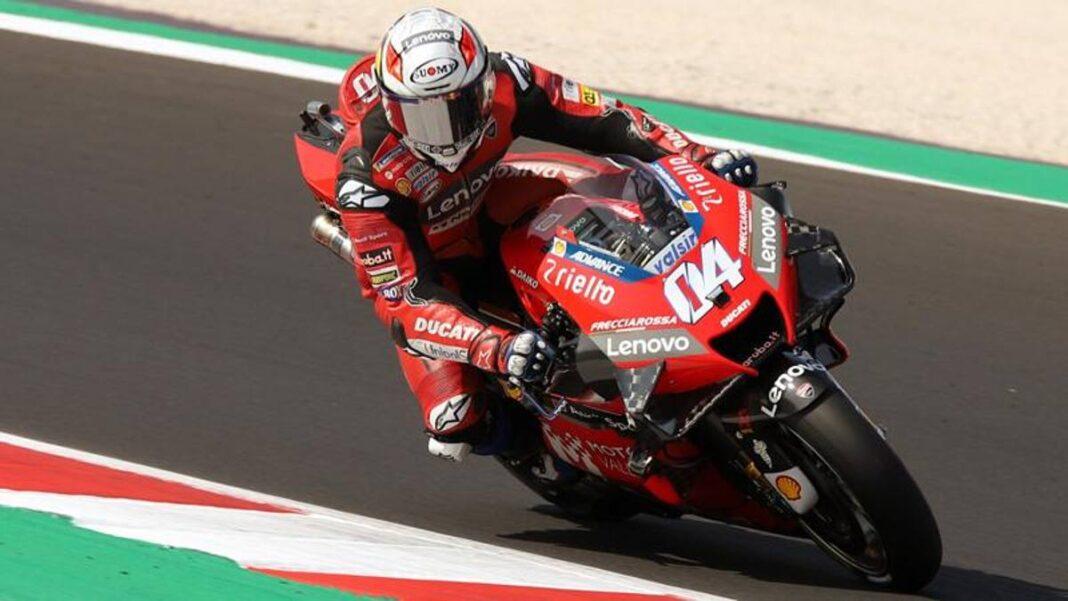MotoGP, Dovizioso tras Misano 2: