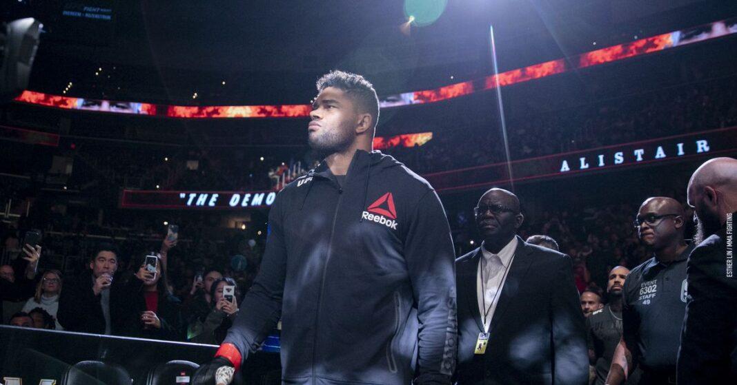 Predicción de UFC Vegas 9-lucha de MMA