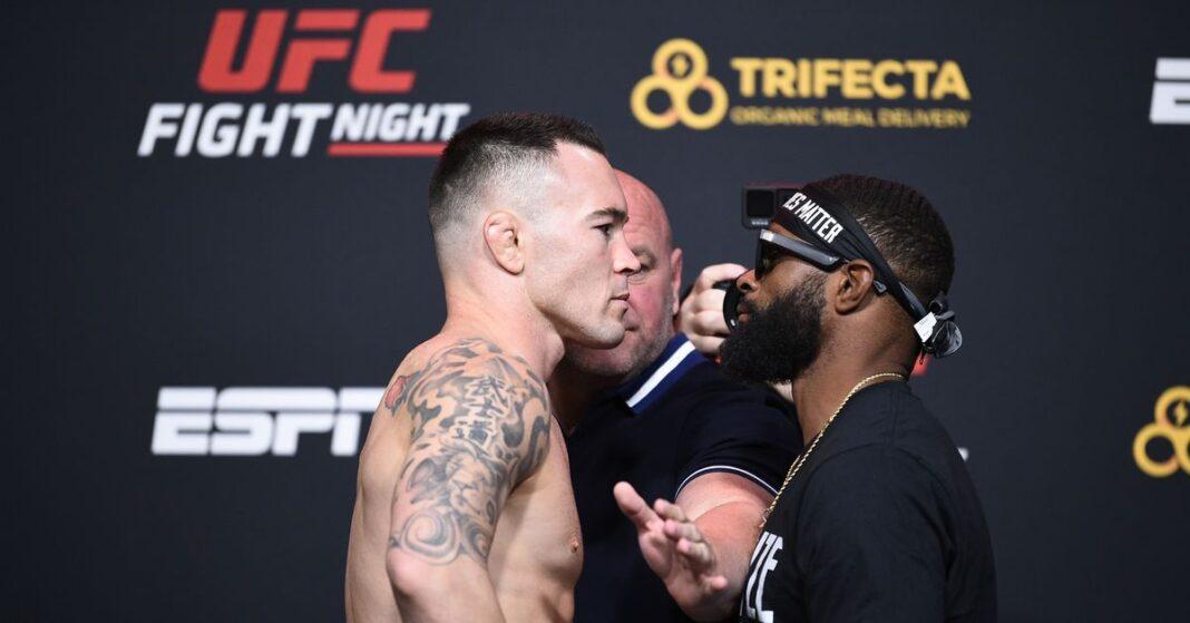 Resultados de UFC Las Vegas 11: Covington vs Woodley