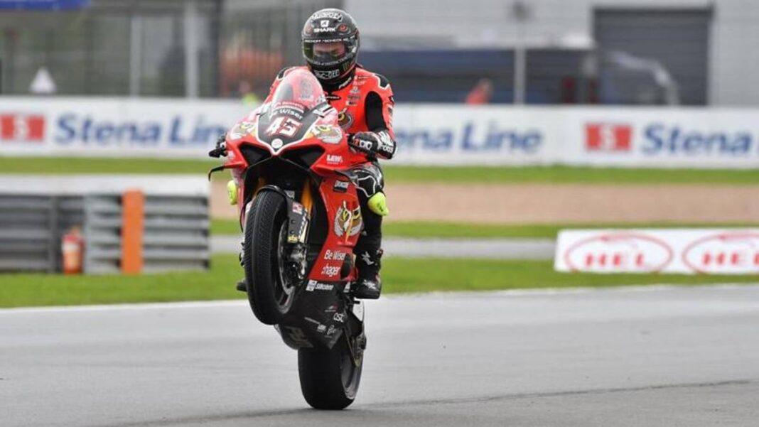 Scott Redding: a la venta la Ducati con la que ganó en el BSB