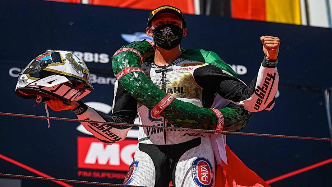 Supersport 600: Andrea Locatelli es campeona del mundo