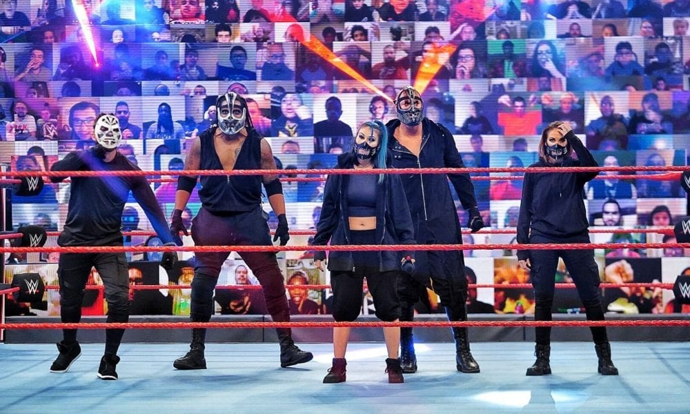 T-Bar explica por que WWE otorga un contrato a Retribution