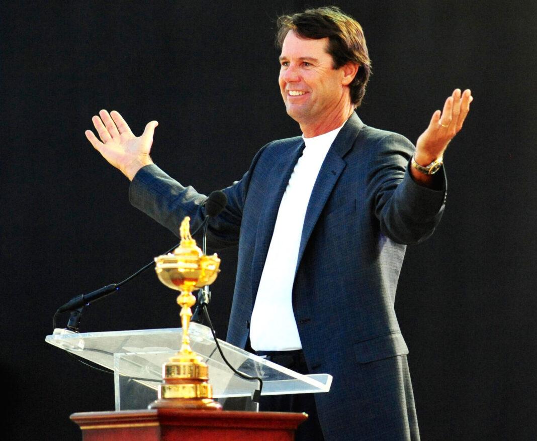 Un sistema invicto: Paul Azinger y la Ryder Cup 2008