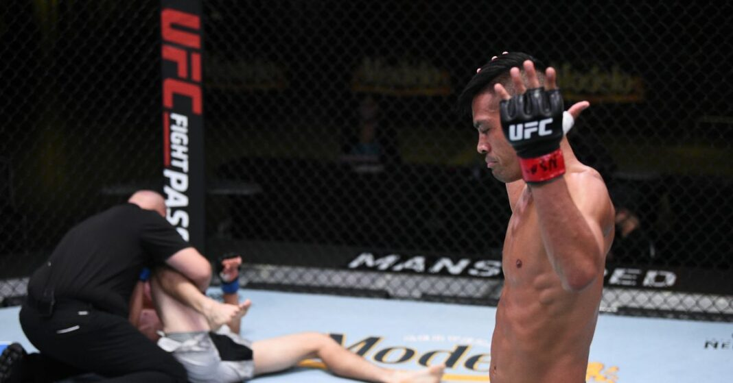 Video de UFC Vegas 11: Tyson Nam (Tyson Nam) gana el tiempo de descuento por segunda vez consecutiva