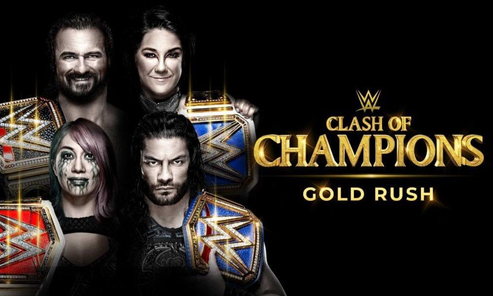 WWE confirma que a tres luchadores no se les permitió participar en el campeonato de esta noche