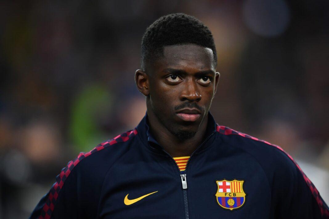 El Barcelona da malas noticias al Manchester United sobre Ousmane Dembélé