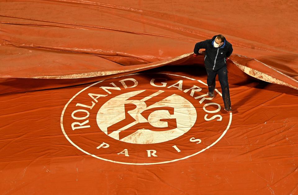 , La policía investiga las acusaciones de amaño de partidos en el Abierto de Francia después de 'apuestas inusuales en el partido de dobles', Noticia Sport