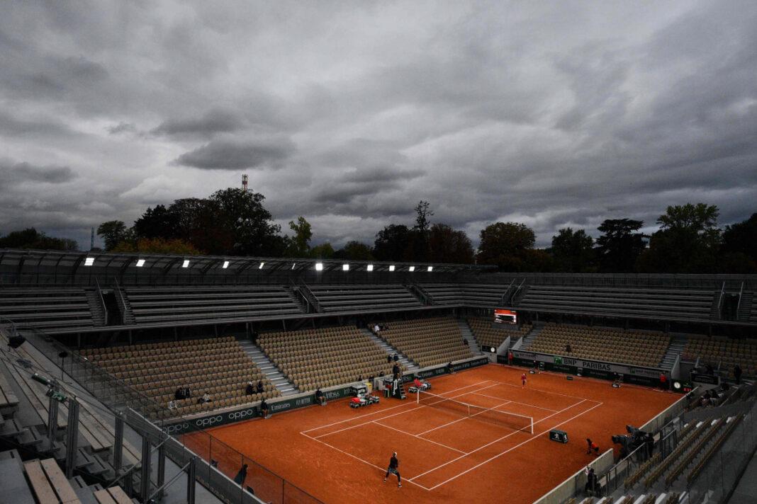 La policía investiga las acusaciones de amaño de partidos en el Abierto de Francia después de 'apuestas inusuales en el partido de dobles'