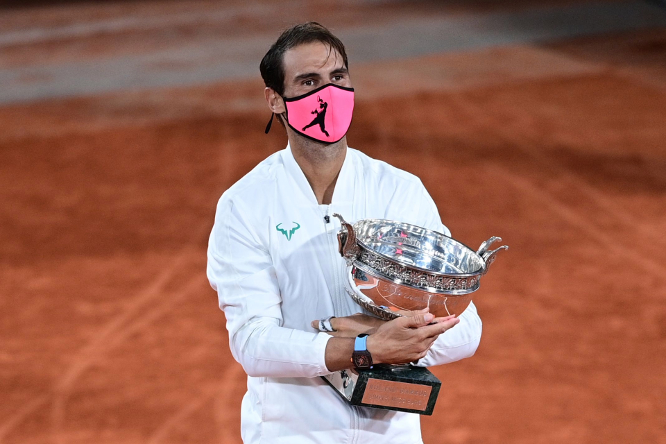 , Roger Federer felicita al 'mayor rival' Rafael Nadal por igualar el récord de Grand Slam mientras el español gana el 13o Abierto de Francia, Noticia Sport