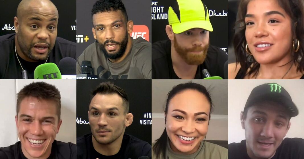 Video de UFC 254: los profesionales predicen Khabib Nurmagomedov contra Justin Gaethje