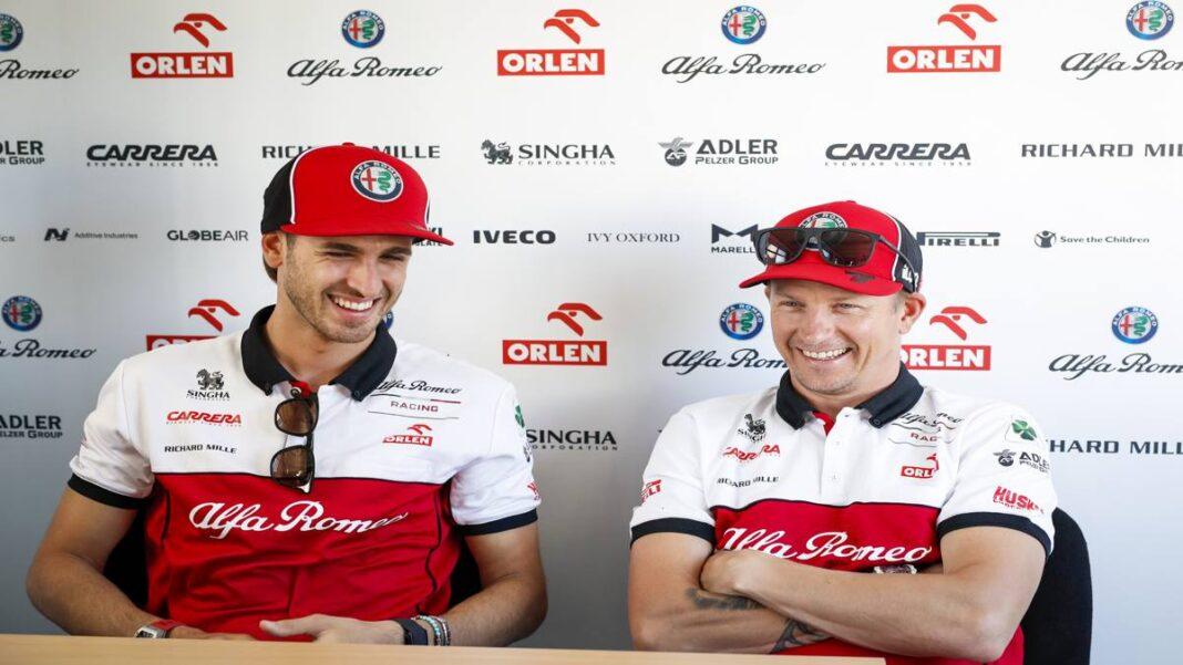 Alfa Romeo: Giovinazzi y Raikkonen confirmados para 2021