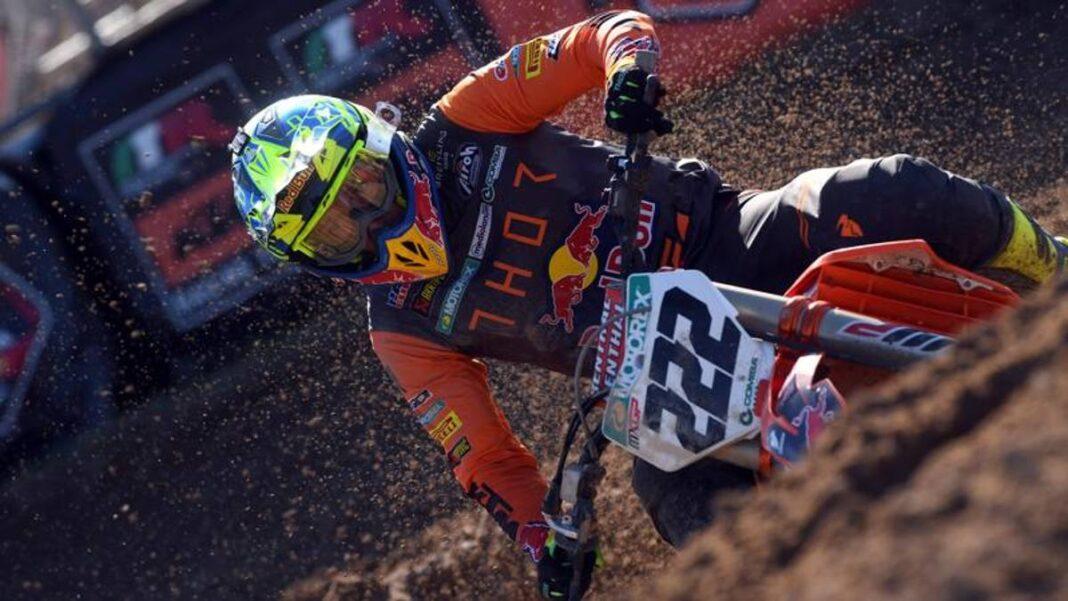 Cairoli, el ángel de acero del motocross: saltos, barril, pasta y ... el X Campeonato del Mundo