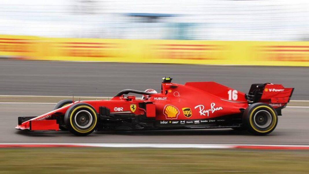 'Chicas en la pista': de 20 a 8 chicas para soñar con un volante de Ferrari