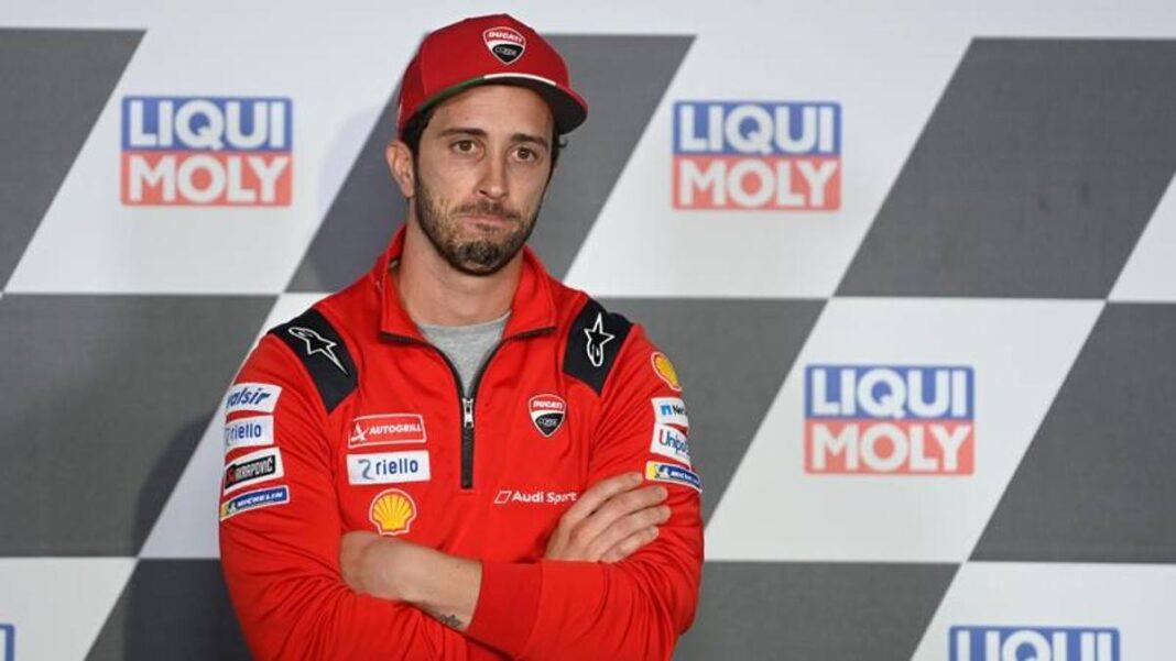 """Dovizioso desconsolado: """"Peor que hace 7 días: otros crecieron, Ducati no"""""""