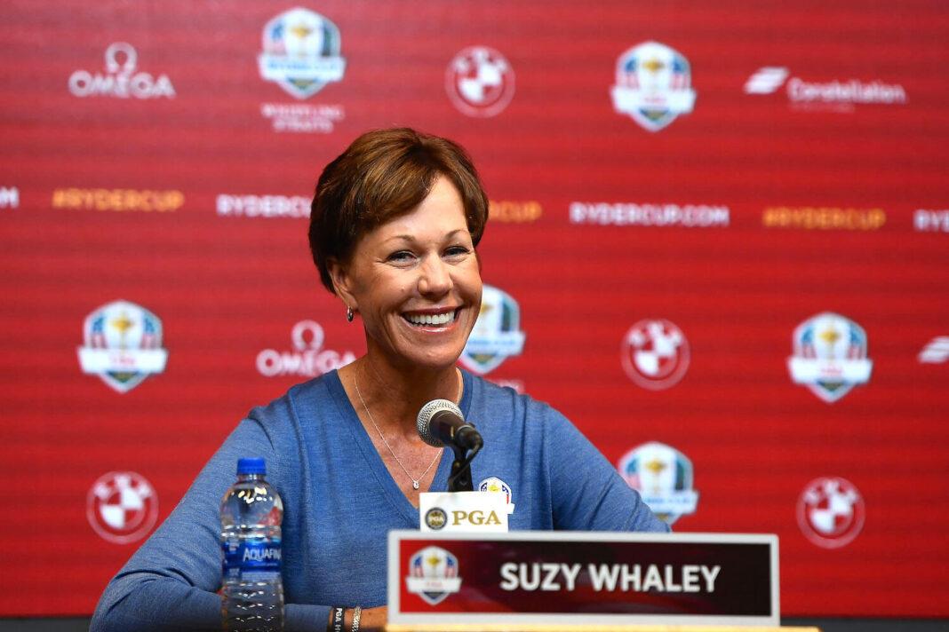 El legado duradero de la presidenta de la PGA, Suzy Whaley