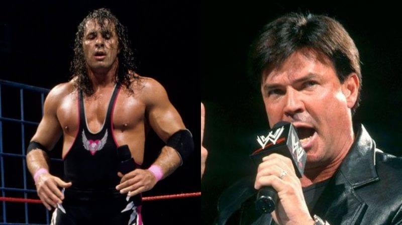 Eric Bischoff llora a Bret Hart: