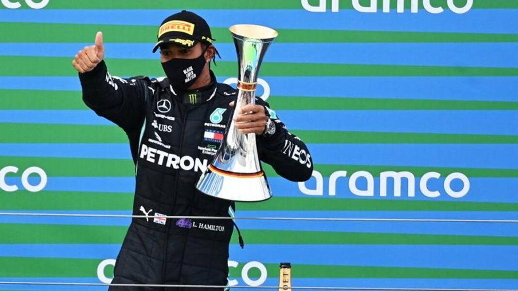 F1 Del rey de Hamilton al león de Vestappen en una jaula: 5 ideas del GP de Eifel