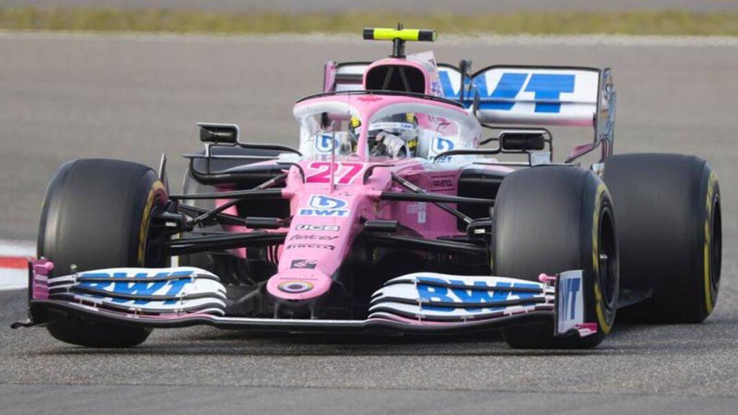 F1, GP Portugal: Stroll Father, el n ° 1 de Racing Point, también positivo