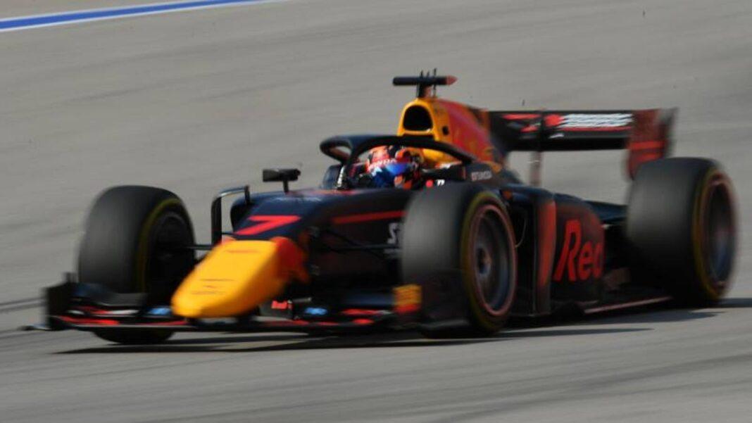 F1, el 4 de noviembre en Imola test para Tsunoda con AlphaTauri