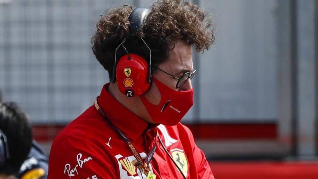 Ferrari, Binotto: 'El cuarto puesto es el máximo que se puede conseguir.  Ahora confirma en Imola '