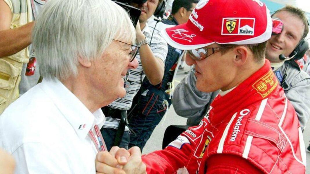 Fórmula 1, Ecclestone: