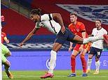 Inglaterra vs Gales EN VIVO más resultados y actualizaciones de las semifinales del play-off de la Euro 2020