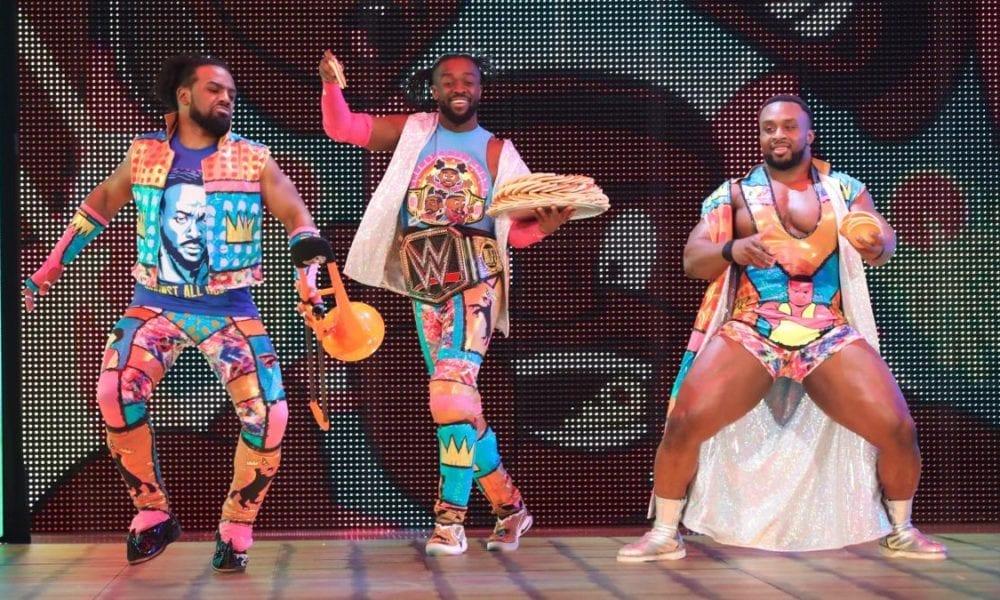 Kofi Kingston (Kofi Kingston) nombrado estrella de la WWE, seleccionará a la estrella para unirse al