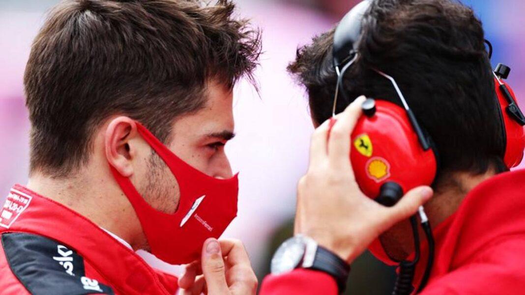 Leclerc: 'El mejor Ferrari hasta la fecha, orgulloso del trabajo del equipo'